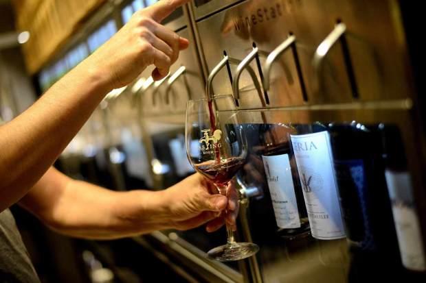 Tasting Room in Sarona - wine bar & store